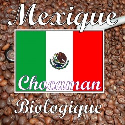 Mexique Chocaman BIO